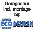 Ecogaragedeuren voor garagedeuren inclusief montage